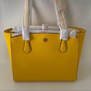 Tory Burch Robinson Small Tote Bag
